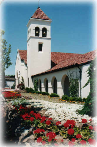 """Ananda Sangha, Palo Alto. As Ananda grows, will we become form-bound and """"churchy""""?"""