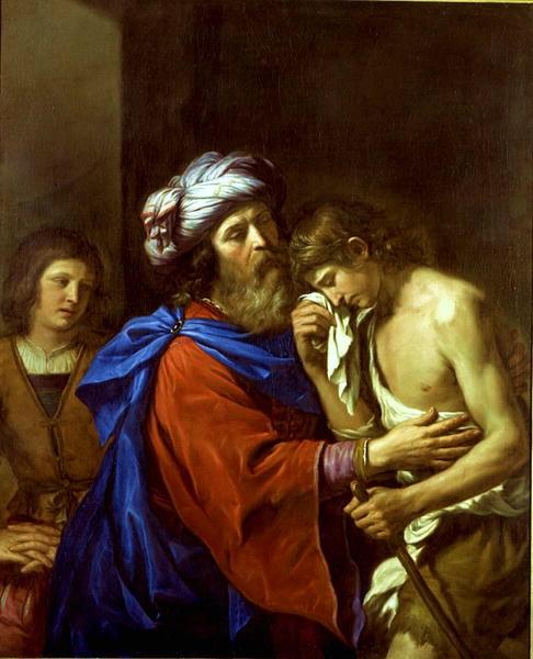 Guercino, <em>Return of the Prodigal Son</em>