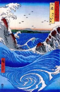 Hiroshige, Naruto Whirlpools
