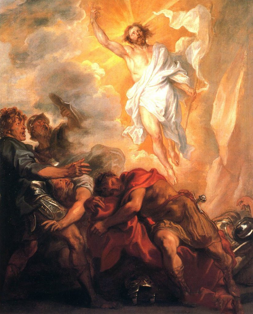 Resurrection, Van Dyke