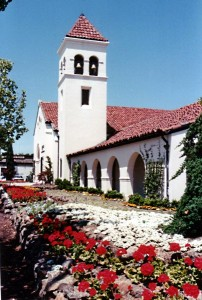 Ananda Palo Alto church