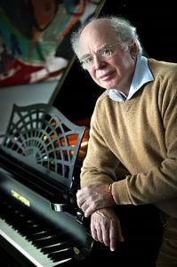 Pianist Gary Goldschneider