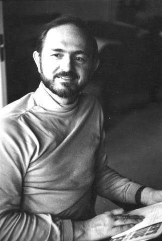 Swami Kriyananda — always even-minded and cheerful.
