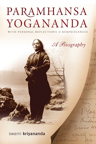 Cover of Paramhansa Yogananda: A Biography