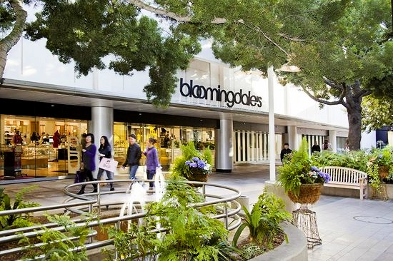 Stanford Shopping Center, Palo Alto, CA