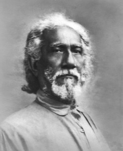 """Sri Yukteswar was a gyani, a saint of wisdom; yet he said that we cannot take a single step on the spiritual path without """"the natural love of the heart."""" Click to enlarge."""